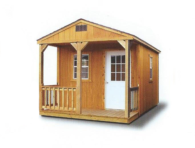 Cumberland Stained Cabins