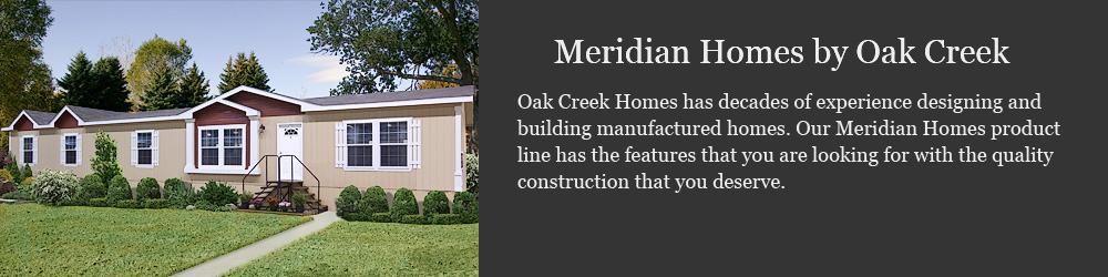 Meridian Manufactured and Modular Homes